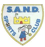 SAND Sports Club (See the Ability, Not the Disability) logo