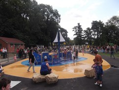 water play at langold