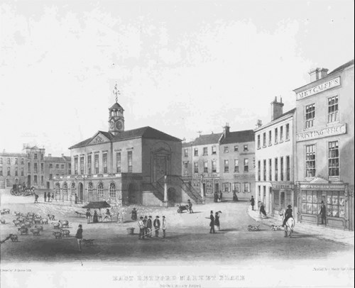 town hall c1848