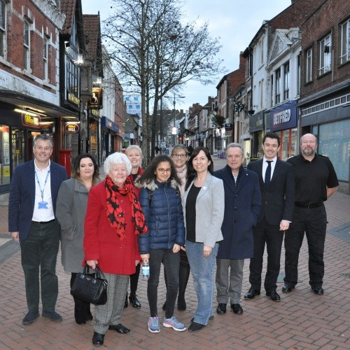 Grimsey Review Expert to support New Worksop Town Commission