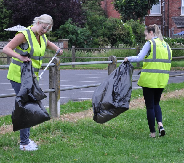 Get involved in Bassetlaw Spring Clean