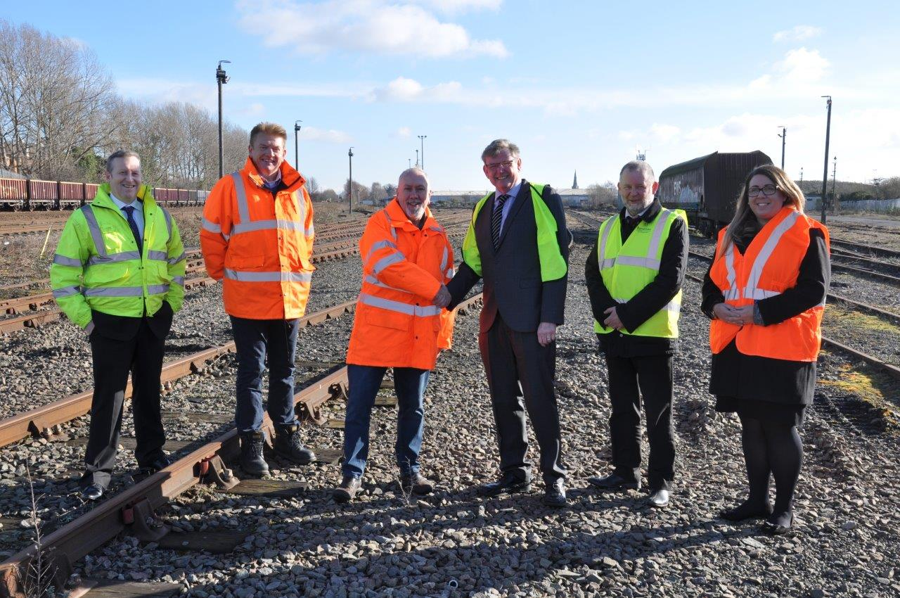 New Jobs Boost as Major Rail Firm Moves to Worksop