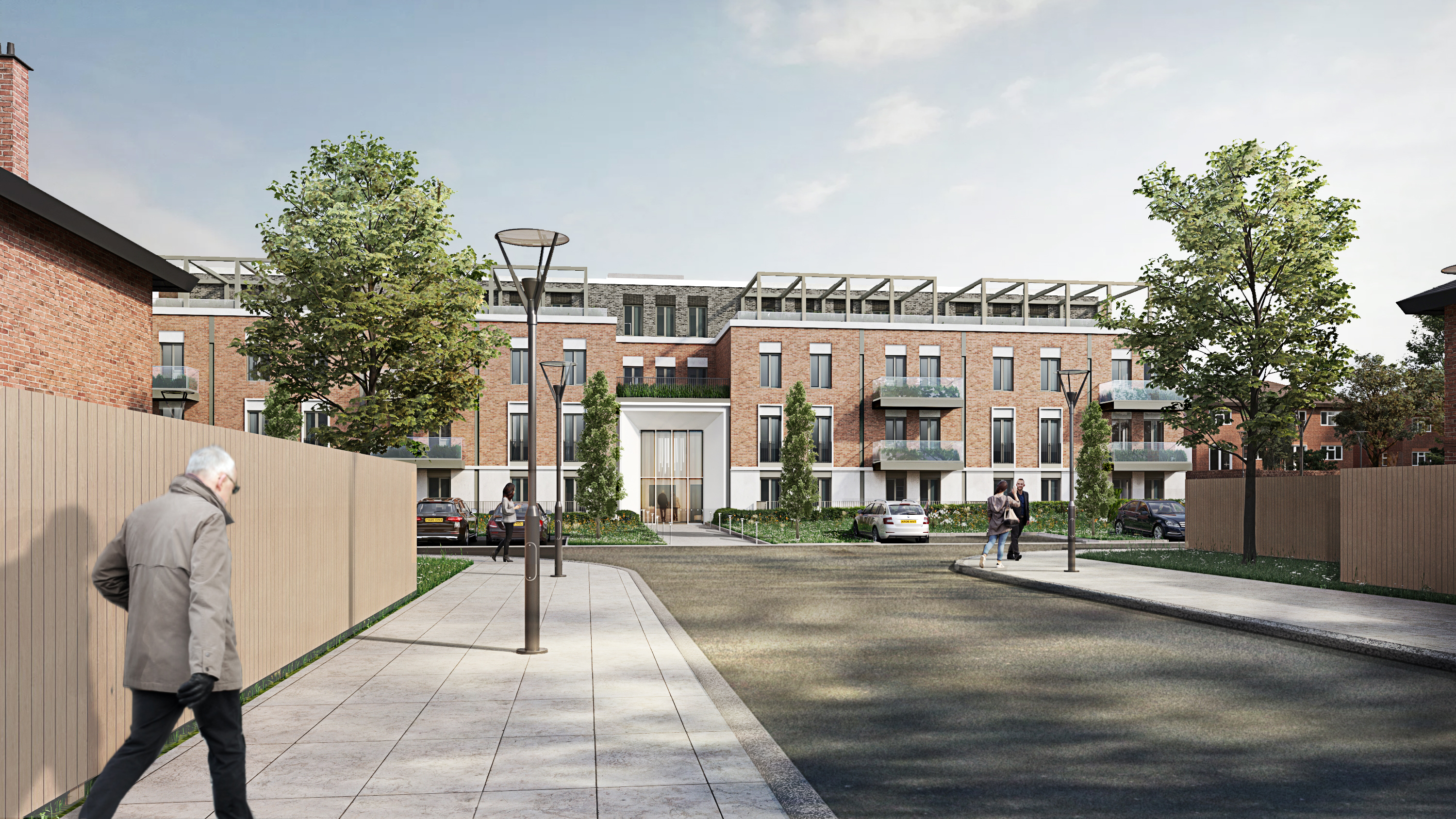 Plans to be submitted for Council Housing Development