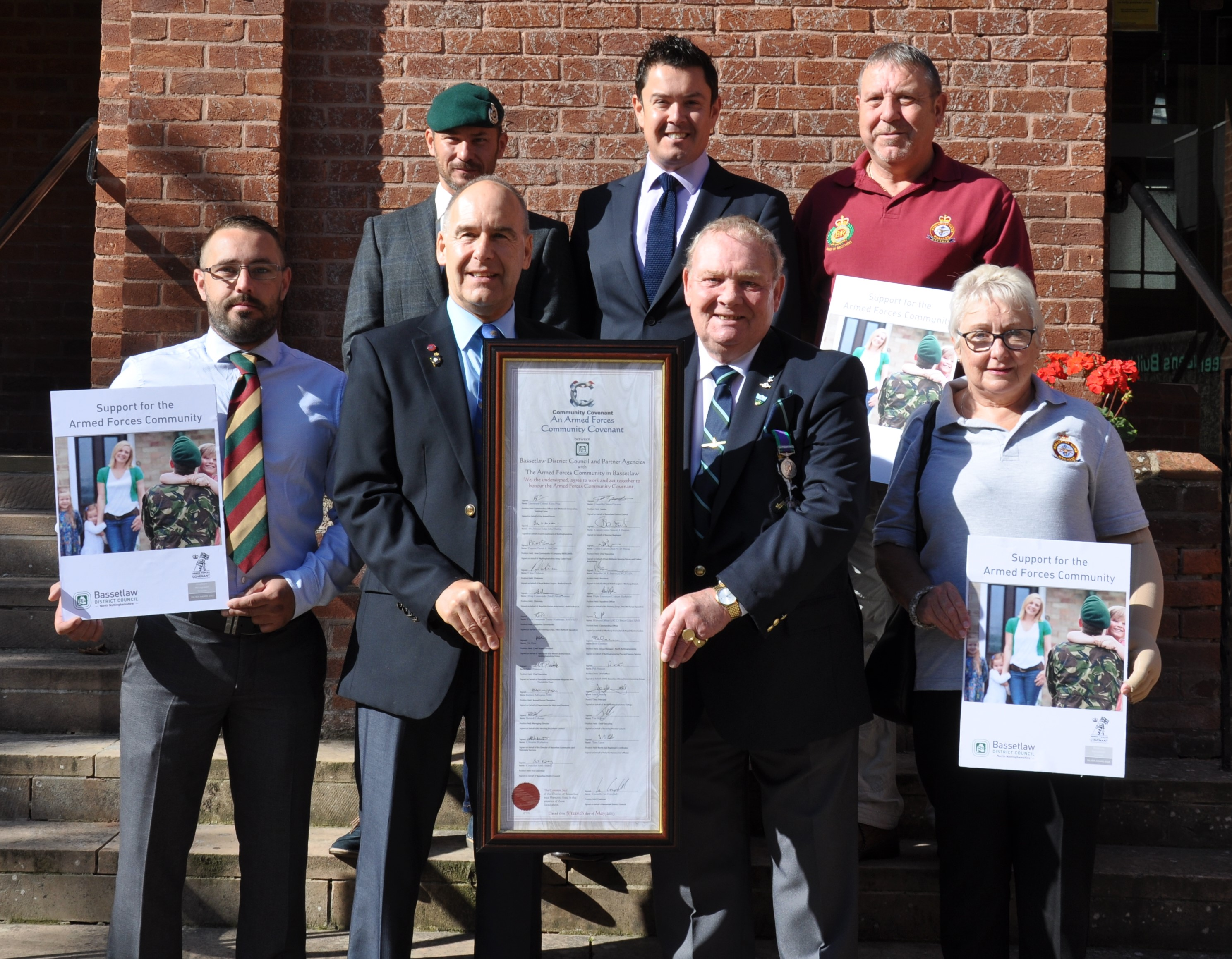Council launches new publication to support Armed Forces Community