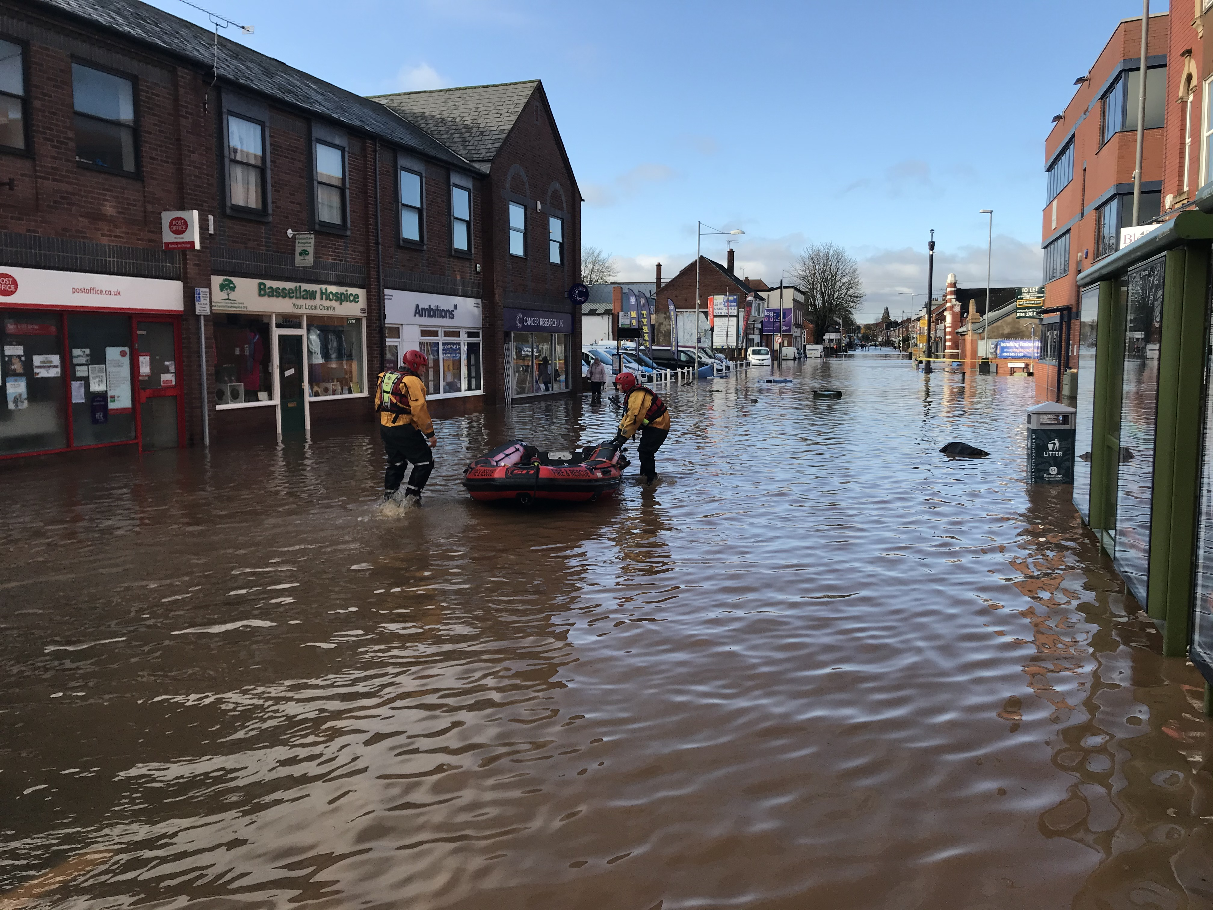 Bassetlaw Flood Relief Appeal