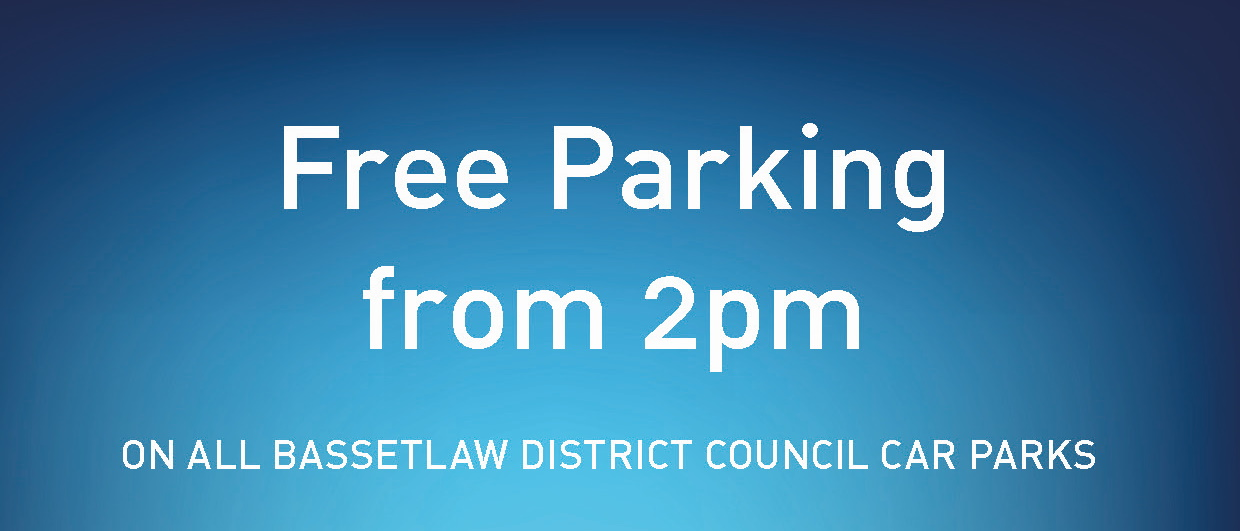 Free Afternoon Parking for Christmas Shoppers