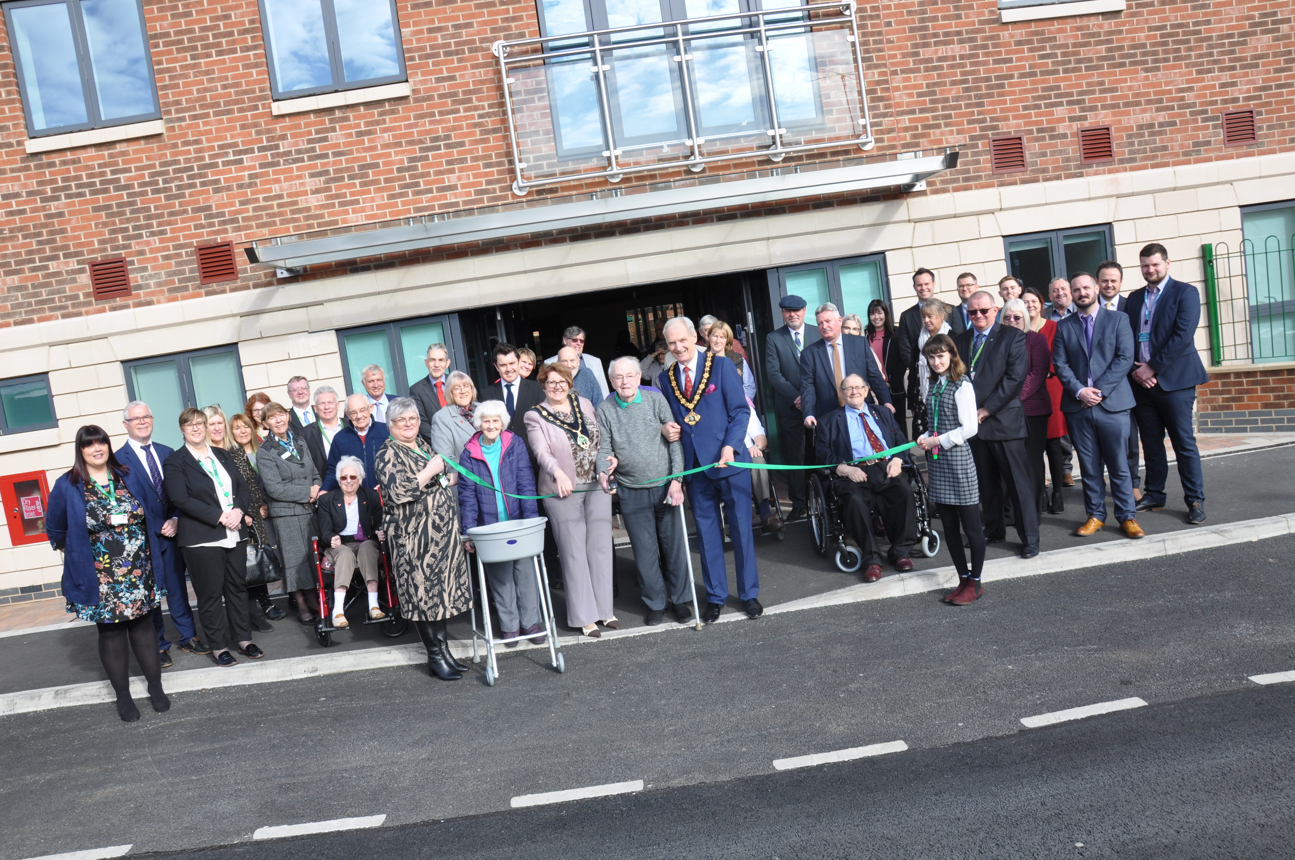 Impressive New Homes for Over 60s